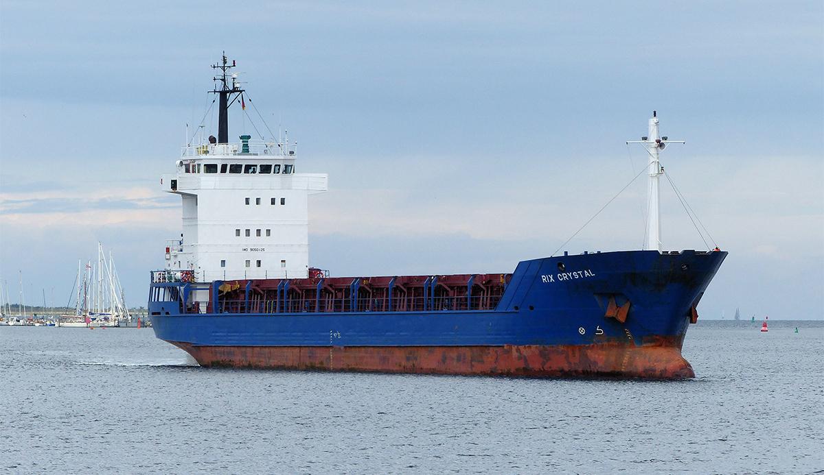 Ship management - RIX Ship